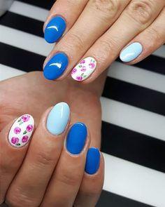 Kliknij i zobacz. ♥ POKOCHASZ! ♥ Nails, Beauty, Finger Nails, Ongles, Beauty Illustration, Nail, Nail Manicure