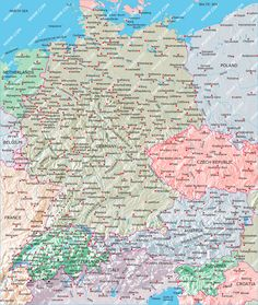 Map of austria video httpyoutubewatchvser92xemhoq image result for map switzerland germany austria gumiabroncs Images