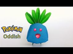 Pokemon: Origami Pokemon Oddish by PaperPh2: Pokemon Oddish Design and fold by me Subscribe my channel to see more model : https://www.youtube.com/PaperPh2 Thanks for watching :D ----------------------  Facebook: http://ift.tt/2cRKCSW Google: http://ift.tt/2iW2kZY Flickr: http://ift.tt/2iVgjwY Twitter: https://twitter.com/PaperPh2 Instagram: http://ift.tt/2iWlwXI