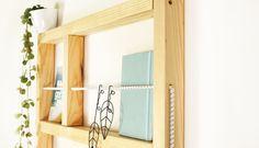Baumarktfundstück | DIY Ikea-Hack oder wie man das Ypperlig Wandregal selbst baut