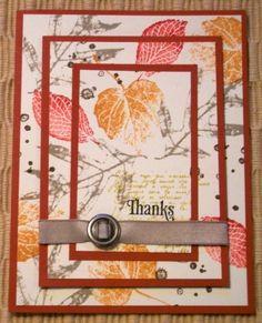 Good idea for a Thanksgiving card.
