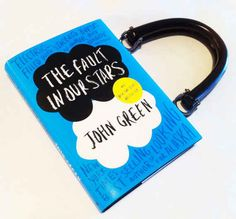 """And this book purse. 