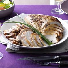 Slow Cooker Turkey Breast Recipe from Taste of Home