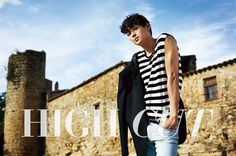 Kang Dong Won for HIGH CUT