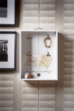 Don't Forget Hanging Box - Rivièra Maison - Summer Collection - Memobord