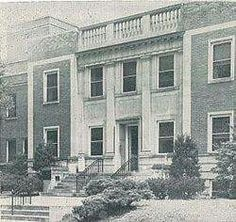 King's Daughters' Hospital  (later KDMC), Ashland, KY  1940s?