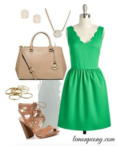 Spring Easter Dress Outfit! Trendy Styles and Women's Outfits for Spring and Summer! Love these dresses and shoes!