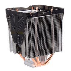 Powerful 100x100x135mm 4 Copper Heat Pipe CPU Cooler Fan for Desktops Computer Adopts Hydraulic Structure and Ultra Quiet Fan #Affiliate