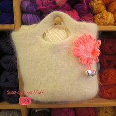 Ravelry: sweetandsimple's Lopi bag