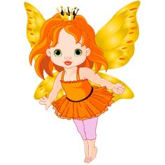 Funny Baby Fairies - Fairies Magical Images