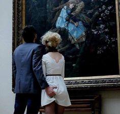 this isn't happiness™ (Art lover), Peteski