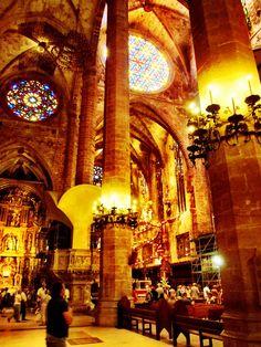 Mallorca cathedral.
