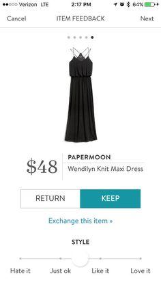 Would love this in my stitch fix! Stitch Fix Papermoon Wendilyn Knit Maxi Dress Stitch Fix Outfits, Stitch Fix Maxi, Stitch Fit, Stitch Fix Stylist, Trendy Dresses, Maxi Dresses, Wedding Dresses, Dress Me Up, Lady