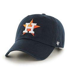 8f2ed819ae9  47 MLB Houston Astros Brand Clean Up Adjustable Hat