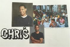 Loren-Jai Freeman - Cool Kids - Everybody Hates Chris Background Research