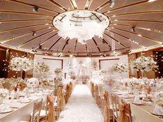 Daniel and Celene's Fairytale Wedding at Capella Singapore