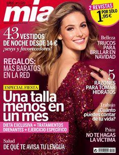 Revista #MÍA 1519, #noviembre 2015. 43 #vestidos de noche sexys y favorecedores. #Regalos: más baratos en la red. #Belleza: trucos para brillar en #navidad. #Salud, #psico, #trabajo y mucho más en Mía. ¡#FelizSemana!