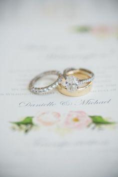 Engagement Rings 2017/ 2018   Classic Black-Tie North Carolina Coast Wedding