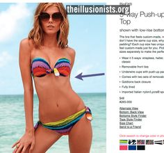 victorias secret angel photoshop mistakes. they arent perfect!
