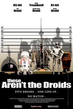 40/52   These Aren't the Droids by egerbver, via Flickr
