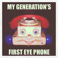 First generation iPhone ... Yep ... I had one
