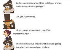 Layton Family Reunion.
