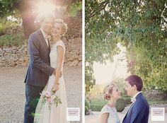 Les moineaux de la mariée: {Vrai mariage} Sophie & Julien