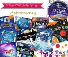 Best of Usborne Astronomy Books
