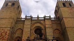 Fotos de: Guadalajara - Sigüenza - Románico - Catedral vista exterior