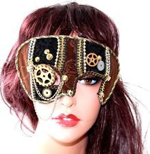 Steam punk vénitien mascarade Partie Carnaval Masque Yeux Porter des Lunettes Style