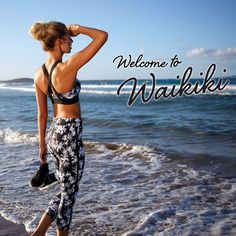 Welcome to Waikiki  Our new Waikiki range has arrived in-store and online at abiandjoseph.com ☀️ Perfect for Summer! #abiandjoseph #yoga #pilates #gym #relax #activewear #active #life #lifestyle #beach #summer #sand #palm #healthy #holiday