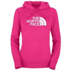 The North Face Pink Full zip Hoodie size S