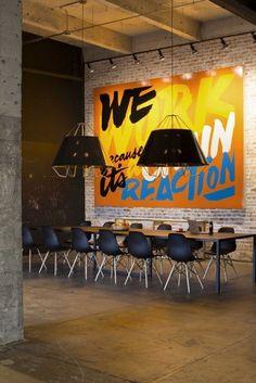 Home office space decor ideas 44
