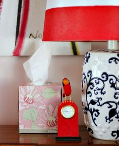 Hi Sugarplum   Kleenex Style
