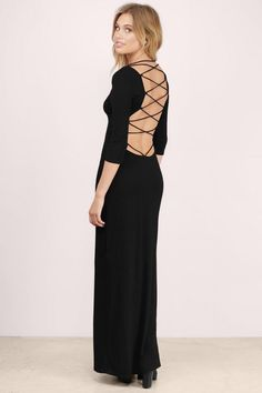 Queen's Palace Maxi Dress at Tobi.com #shoptobi