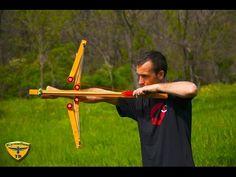 Как сделать лук обратной конструкции / How to make the bow Flipper - YouTube