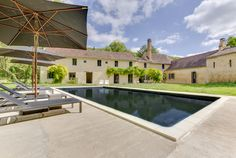 Le Vieux Moulin - 6 Bedroom Holiday Villa in Lieu Lit de Fontable sleeps 12 people with a swimming pool perfect for last minute breaks