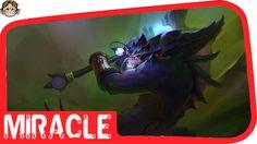 Dota 2 - Miracle Sladar - RUN AS YOU CAN
