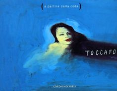 """""""Toccafondo. A partire dalla Coda"""" (2002), es un viaje visual por la obra de Gianluigi Toccafondo, que recoge frames y decoupages de secuencias de animación, en los que es posible apreciar la pincelada suelta de sus pinturas-animadas y el uso del collage."""