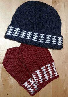 Ulla 03/05 - Neuleohjeet - Ailin lapaset Winter Hats, Crochet Hats, Fashion, Knitting Hats, Moda, Fashion Styles, Fashion Illustrations