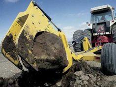 Degelman Rock Digger RD320