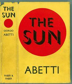 The Sun by Giorgio Abetti by Faber Books, via Flickr