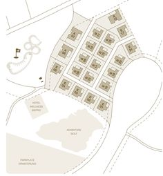 Location Map, Golf Houses Wilkendorf, Germany
