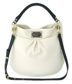 Marc by Marc Jacobs Classic Q Hillier Hobo in Lily Flower-for the love of b933835c4cd5d