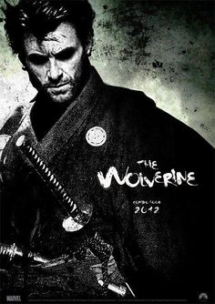 Poster fake de The Wolverine