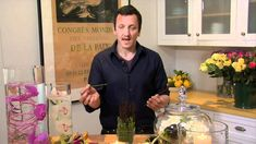 How to Create Drama with Easy Floral Ideas with Nico De Swert | Pottery ...
