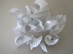 UnBound: A Paper Art Blog: Spiral Play
