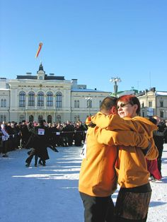 Snow Tango World Championships are held annually in March in Tampere, Finland. www.tampereallbright.fi