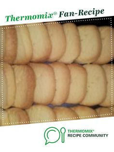 Recipe Grandma's Shortbread by shelbyken, learn to make this recipe easily in your kitchen machine and discover other Thermomix recipes in Baking - sweet. Christmas Food Gifts, Xmas Food, Christmas Cooking, Biscuit Cake, Biscuit Recipe, Thermomix Desserts, No Bake Desserts, Bellini Recipe, Shortbread Biscuits