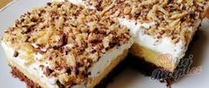 Pumpkin Caramel Bars by Mother - Suzanne Proctor Howell Krispie Treats, Rice Krispies, Caramel Bars, Banana Bread, Cheesecake, Pumpkin, Food, Pumpkins, Cheesecakes